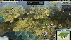 Civilization 5 Samurai Invasion of Korea Manchu Deity An Empire emerges
