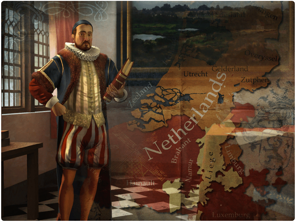 Civilization 5 William of Orange