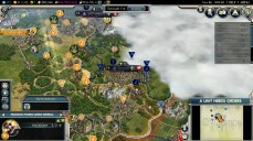 Civilization 5 Into the Renaissance Netherlands Deity - Prague Citadel