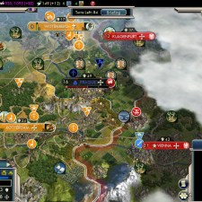 Civilization 5 Into the Renaissance Netherlands Deity - Bombing Prague