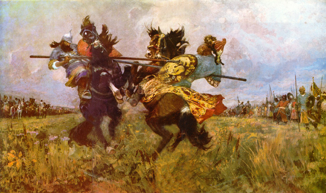 Battle of Kulikovo 1380