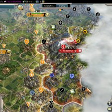 Civilization 5 Into the Renaissance Netherlands Deity - Innsbruck captured