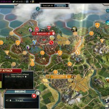 Civilization 5 Into the Renaissance Netherlands Deity - Bregenz-Hamburg capture