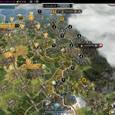 Civilization 5 Into the Renaissance Netherlands Deity - Polish City States