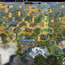 Civilization 5 Into the Renaissance Netherlands Deity - Liberate Switzerland