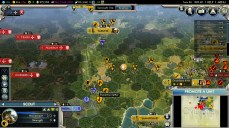 Civilization 5 Into the Renaissance Russia Deity - Block Byzantium