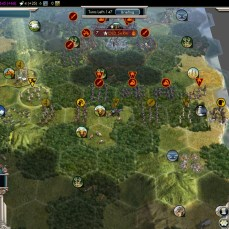 Civilization 5 Into the Renaissance Yokes on the Mongols - Chain complete