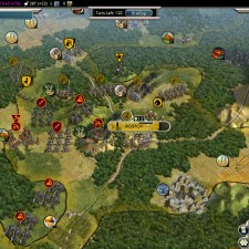 Civilization 5 Into the Renaissance Yokes on the Mongols - Battle of Rostov