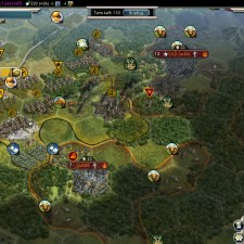 Civilization 5 Into the Renaissance Yokes on the Mongols - Attack Mongolia