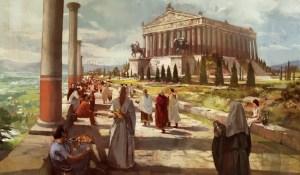 Civilization 5 Wonder - Temple of Artemis