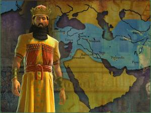 Civilization 5 Darius