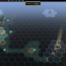Civilization 5 Conquest of the New World England Deity - Treasure fleet