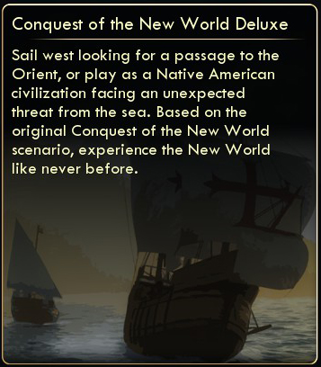 Civilization 5 Conquest of the New World Strategy
