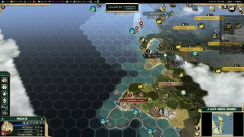 Civilization 5 Conquest of the New World Tea and Crumpets for Everyone - Attack Iroquois