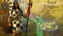 Civilization 5 Pachacuti