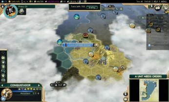 Civilization 5 Conquest of the New World France Deity - Charlesbourg Royale