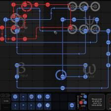 SpaceChem Challenge: ??????????? Reactor 3