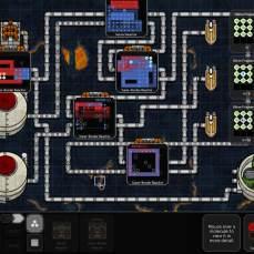 SpaceChem Challenge: ??????????? Reactor Layout