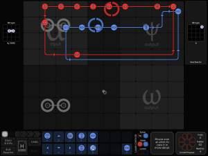 SpaceChem Nothing Works Reactor 2