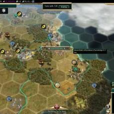 Civilization 5 Conquest of the New World Shoshone Deity - Texcotzingo