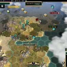 Civilization 5 Conquest of the New World Shoshone Deity - Blocked too late