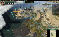 Civilization 5 Conquest of the New World Shoshone Deity - Battle for Yanomami