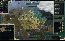 Civilization 5 Conquest of the New World Shoshone Deity - Moson Kahni