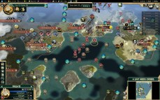 Civilization 5 Conquest of the New World Spain Deity - Prepare vs Aztecs