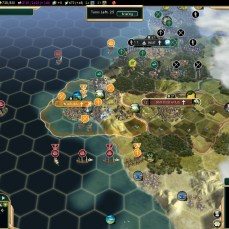 Civilization 5 Conquest of the New World Spain Deity - Destroy Netherlands