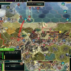 Civilization 5 Conquest of the New World Spain Deity - Veteran Ship of the Line