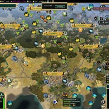 Civilization 5 Conquest of the New World Inca Settler - Macho Picchu