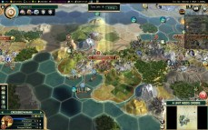 Civilization 5 Conquest of the New World Aztecs Deity 2 - French Fleet