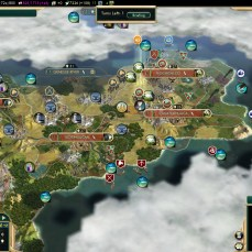 Civilization 5 Conquest of the New World Aztecs Deity 2 - 2nd place with 6.5k