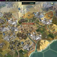 Civilization 5 Conquest of the New World Aztecs Deity 3a - Peace with England and Spain