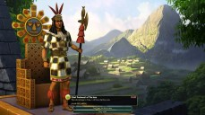Civilization 5 Conquest of the New World Aztecs Deity 3b - Inca declare war on me