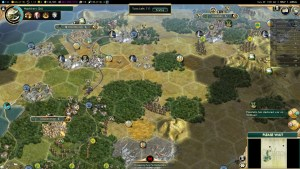 Civilization 5 Conquest of the New World Iroquois Deity 1 - Inca onslaught