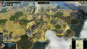 Civilization 5 Conquest of the New World Iroquois Deity 1 - City capture