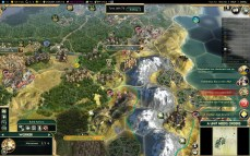 Civilization 5 Conquest of the New World Iroquois Deity 2 - Akwesasme Terrace Farms