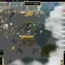 Civilization 5 Conquest of the New World Iroquois Deity 2 - EN deal fails due to Crab