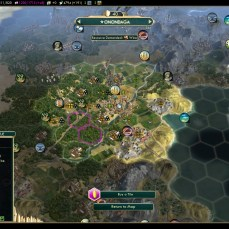 Civilization 5 Conquest of the New World Iroquois Deity 2 - Onondaga