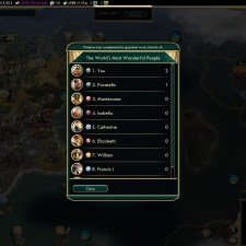 Conquest of the New World League of Extraordinary Hoyanehs - Two World Wonders