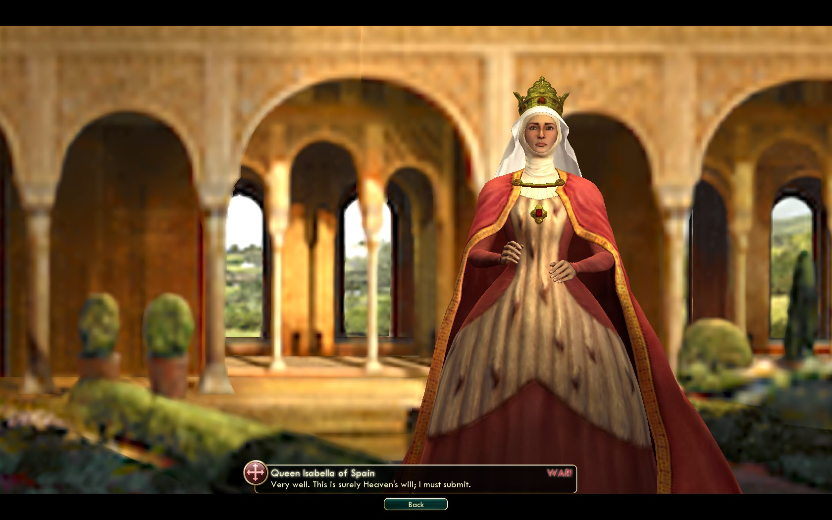 Civilization 5 Conquest of the New World Netherlands Deity - Spain defeated