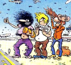 blogg freak brothers