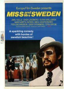 Miss and Mrs. Sweden (1969) Filmografinr 1969/33