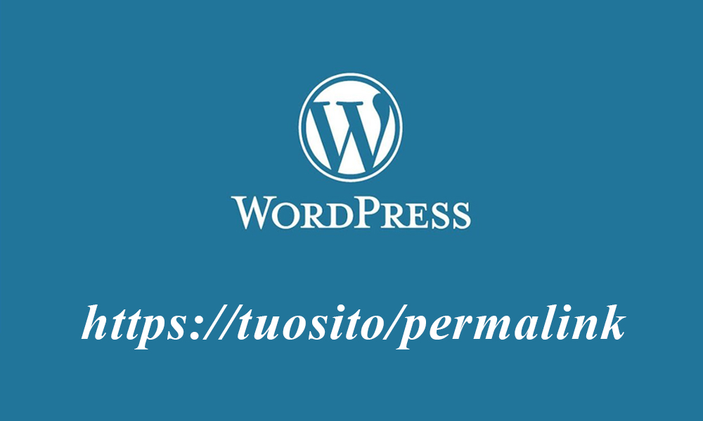 Come modificare i Permalink con WordPress