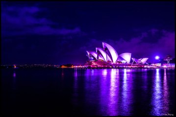 Sydney Opera House New South Wales Australia dan kalma photography harbour
