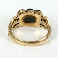 The gallery for --> Vintage Garnet Ring