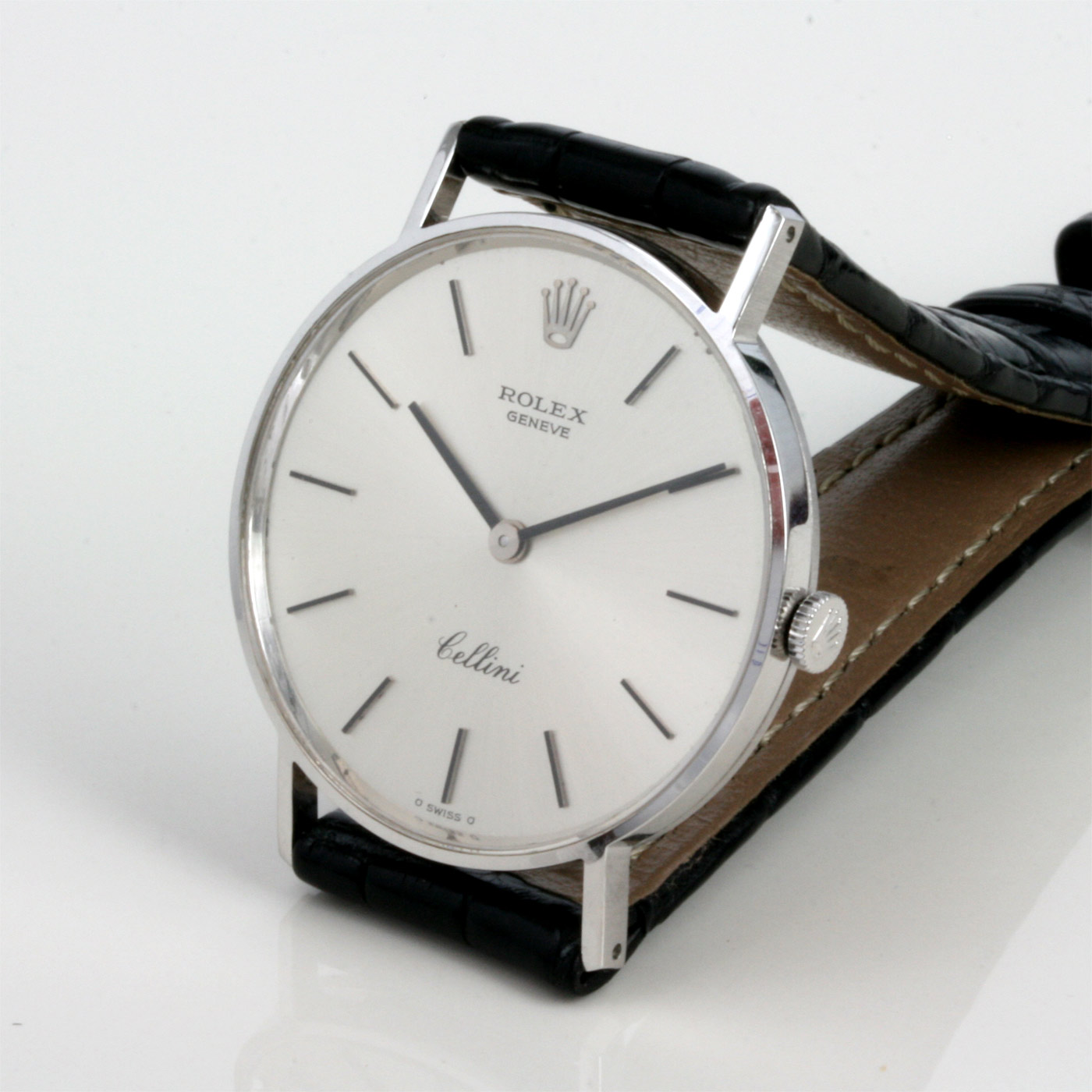 Buy White gold Rolex Cellini watch Sold Items Sold Rolex
