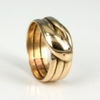 Buy 18ct gold antique snake ring. Sold Items, Sold Rings ...