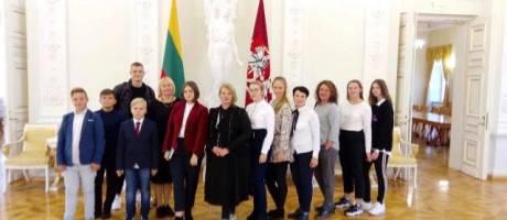 Lietuvos Respublikos Prezidentūroje